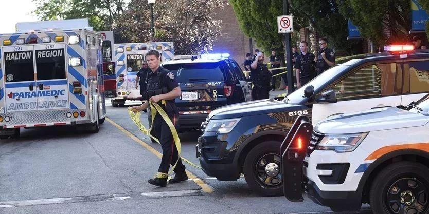 恐怖!多伦多男子当街随机杀人伤人!士嘉堡北约克流窜作案
