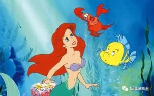 迪士尼美人鱼经典歌曲涉嫌性别歧视:王子